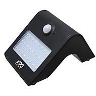 ieftine -ywxlight® 2835smd 24w senzor de montare condus lampă solare lampă de gradina putere led stradă lumina lămpi de perete pentru iluminat în exterior