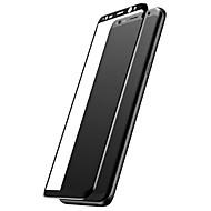 Protetor de Tela para Samsung Galaxy S8 Vidro Temperado 1 Pça. Protetor de Tela Frontal Alta Definição (HD) / Dureza 9H / Resistente a Riscos