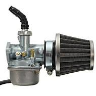 pz19 karburator karb i 35mm zračni filtar za 50cc 70cc 80cc 90cc 110cc 125cc 125 gnojiva za prljavštinu taotao honda crf atv skuter moped go karts