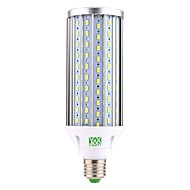 povoljno -YWXLIGHT® 1pc 60 W LED klipaste žarulje 5900-6000 lm E26 / E27 T 160 LED zrnca SMD 5730 LED svjetlo Ukrasno Hladno bijelo 85-265 V