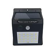 رخيصةأون -brelong 1pc 4w الشمسية ضوء الفيضانات أدت الإضاءة في الهواء الطلق الضوء الأبيض<5V