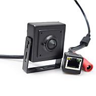 رخيصةأون -Hqcam® 720 وعاء onvif 1/4 cmos h62 1.0mp 25fps الأمن البسيطة ip كاميرا cctv 3.7 ملليمتر عدسة كاميرا مراقبة ip