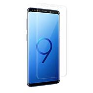 Protecteur d'écran pour Samsung Galaxy S9 / S9 Plus PET 1 pièce Ecran de Protection Avant Haute Définition (HD) / Antidéflagrant / Extra Fin
