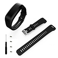 Horlogeband voor Vivosmart HR Garmin Sportband Silicone Polsband