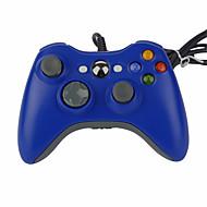 Vezetékes játékvezérlő Kompatibilitás Xbox 360 ,  játékvezérlő ABS 1 pcs egység