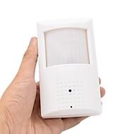 رخيصةأون -hqcam 1080p الأشعة تحت الحمراء للرؤية الليلية الأشعة تحت الحمراء المدمج في فتحة لبطاقة tf كاميرا ip مصغرة داخلي مع رئيس (25fps.p2p.onvif. الهاتف
