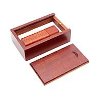 رخيصةأون -Ants 64GB محرك فلاش USB قرص أوسب USB 2.0 / USB مصغر خشبي مستطيل أغطية