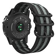 Uhrenarmband für Fenix 5x / Fenix 3 HR / Fenix 3 Garmin Sport Band Nylon Handschlaufe