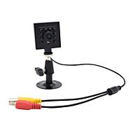 رخيصةأون -Hqcam 800tvl cmos 0.03lux 10 قطع 940nm ir led الأمن داخلي ir 1/3 بوصة كاميرا cmos ir مصغرة / مربع الكاميرا