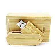 رخيصةأون -Ants 2GB محرك فلاش USB قرص أوسب USB 2.0 خشبي / بامبو متناوب