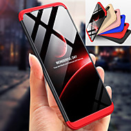 Case For Xiaomi Xiaomi Mi 8 Shockproof Full Body Cases Solid Colored Hard PC