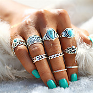 Tyrkysové prsteny