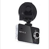 640 x 480/1280 x 720/1920 x 1080 mini / nat vision led / motion detection bil dvr 90 graders vidvinkel 2 mp 2,2 tommer dash cam