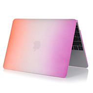"MacBook Hoes Kleurgradatie PVC voor MacBook Pro 13"" / Nieuwe MacBook Pro 13"" / New MacBook Air 13"" 2018"