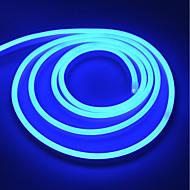 رخيصةأون -brelong في الهواء الطلق 220v الجهد العالي ضوء النيون الناعمة قطاع 5 متر الاتحاد الأوروبي