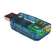 USB2.0 B Конвертер / дистрибьютор / Switcher, USB2.0 B к Аудио 3,5 мм Конвертер / дистрибьютор / Switcher Male - Female Никелированная сталь 480 Мб / сек.