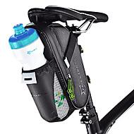رخيصةأون -ROCKBROS حقيبة السراج للدراجة يمكن ارتداؤها سهل التركيب حقيبة الدراجة كربون فيبر حقيبة الدراجة حقيبة الدراجة أخضر أخضر / الدراجة / سحاب مقاوم للماء