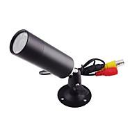 """رخيصةأون -1/3 """"700tvl ccd mini outdoor مرئية 10 قطع ir 940nm المصابيح 0 لوكس للرؤية الليلية cctv كاميرا 4140 + 672"""