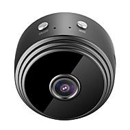 رخيصةأون -HQCAM HDMINICAM APP 25fps Wireless Camera P2P IP Mini Cam WIFI Camera 1080P Night Vision Motion Detection 2 mp كاميرا IP داخلي الدعم 64 GB / CMOS / لاسلكي / 50 / 60 / iPhone OS آيفون