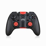 お買い得  -posn s6有線ゲームコントローラ/ジョイスティックコントローラハンドル用ios / pc /アンドロイド、クールなbluetooth /新デザイン/ポータブルゲームコントローラ/ジョイスティックコントローラハンドルabs 1ピースユニット