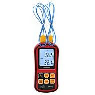 povoljno -termometar termometar dvokanalni digitalni mjerač temperature za k / j / t / e / r / s / n lcd termometro