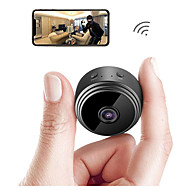 A9 Upgraded Version WiFi 1080P Full HD Night Vision Wireless IP Camera Outdoor Mini Camera Camcorder Video Recorder Home Security Surveillance Micro Small Camera Remote Monitor Phone OS Android App