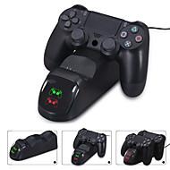 お買い得  -PS4 / PS4スリム、ブルートゥースの新しいデザインの充電器キットのABS 1個のPCユニットのためのpxn tp4-889有線充電器キット