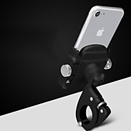 cheap -Bike Phone Mount Adjustable / Retractable Anti-Slip Universal for Road Bike Mountain Bike MTB Aluminum Alloy iPhone X iPhone XS iPhone XR Cycling Bicycle Black Silver