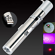 رخيصةأون -BRELONG® 1PC الصمام ليلة الخفيفة أبيض USB قابلة لإعادة الشحن / لون التغير / حالة طوارئ 5 V