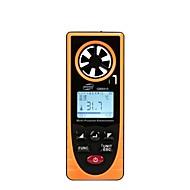 povoljno -gm8910 višenamjenski digitalni anemometar brzina zraka temperatura vlažnost vjetar chill točka rosišta barometarski tlak tester