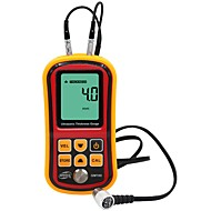 povoljno -gm100 digitalni LCD zaslon ultrazvučni mjerač debljine metala testiranje mjernih instrumenata 1,2 do 200mm mjerač brzine zvuka