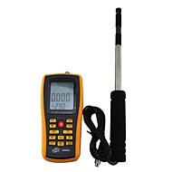 povoljno -gm8903 mjerenje brzine vjetra mjerenje temperature mjerenja usb sučelje alat mjerni instrument digitalni ručni anemometar