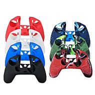 お買い得  -pxn s4ワイヤレスゲームコントローラケースプロテクター用ps4、ブルートゥース新しいデザイン/かわいい/ポータブルゲームコントローラケースプロテクターシリコン1ピースユニット