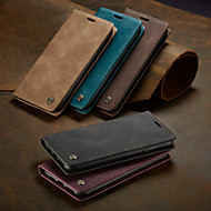 The PU Leather Case  with Wall...