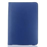 olcso -Case Kompatibilitás Samsung Galaxy Tab S4 10.5 (2018) / Tab S3 9.7 / Tab S2 9.7 360° forgás / Ütésálló / Állvánnyal Héjtok Egyszínű Kemény PU bőr