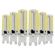 ieftine -YWXLIGHT® 6pcs 7 W Becuri LED Bi-pin 600-700 lm G9 T 152 LED-uri de margele SMD 3014 Intensitate Luminoasă Reglabilă Alb Cald Alb Rece 220-240 V 110-130 V