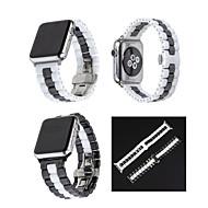 роскошный керамический ремешок для часов ремешок браслет для часов Apple серии iwatch 4 3 2 1