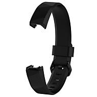 siliconen klassieke polsband voor fitbit alta / hr hartslagfitness horlogeband