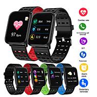 povoljno -ts10 pametni sat fitness tracke bend ip68 vodootporan smartwatch muškarci žene sat za iphone ios xiaomi android telefon