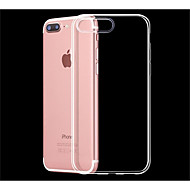 Case For Apple iPhone 11 / iPhone 11 Pro / iPhone 11 Pro Max Shockproof / Dustproof Back Cover Transparent Soft TPU / Silica Gel