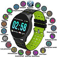 povoljno -w1 pametni sat muškarci otkucaji srca ip67 vodootporni fitness tracker krvni tlak smartwatch sportski pedometar za Android ios