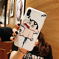 voordelige -hoesje Voor Apple iPhone XS / iPhone XR / iPhone XS Max Patroon Achterkant Cartoon TPU