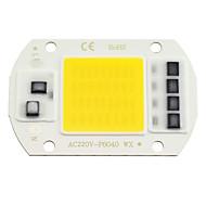 Zdm 1 шт. светодиодная микросхема 20 Вт 30 Вт 50 Вт ac220v теплый белый / холодный белый свет двигатель встроенный смарт-драйвер IC