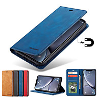 cheap -Luxury Case For Samsung Galaxy A70 A50 A40 A30 A20 A10 A90 A20E A7 2018 A8 2018 Phone Case Leather Flip Wallet Magnetic Cover With Card