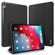 povoljno -Θήκη Za Apple iPad Pro 11'' Otporno na trešnju / sa stalkom / Auto Sleep / Wake Up Korice Jednobojni PU koža / TPU