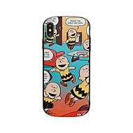 voordelige -hoesje Voor Apple iPhone XS / iPhone XR / iPhone XS Max Ultradun / Patroon Achterkant Cartoon TPU