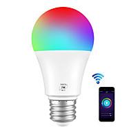 رخيصةأون -brelong الذكية wifi لمبة rgbc led لمبة a19 7 واط 500lm عكس الضوء لمبة ملونة متوافقة مع اليكسا و google home
