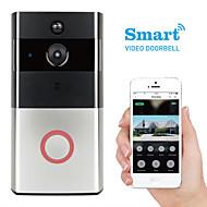 povoljno -k-03l 1280 x 960 wifi fotografiran bez ekrana (izlaz putem aplikacije) telefon pametni video zvono na vratima 166 ° kut gledanja jedan na jedan kućni video sustav kućnog osiguranja