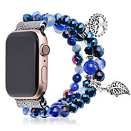 Недорогие -Ремешок для часов для Серия Apple Watch 5/4/3/2/1 Apple Дизайн украшения Поликарбонат Повязка на запястье