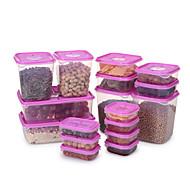 Χαμηλού Κόστους -1pc Αποθηκευτικά Κουτιά Πλαστικά Αποθήκευση Για μαγειρικά σκεύη